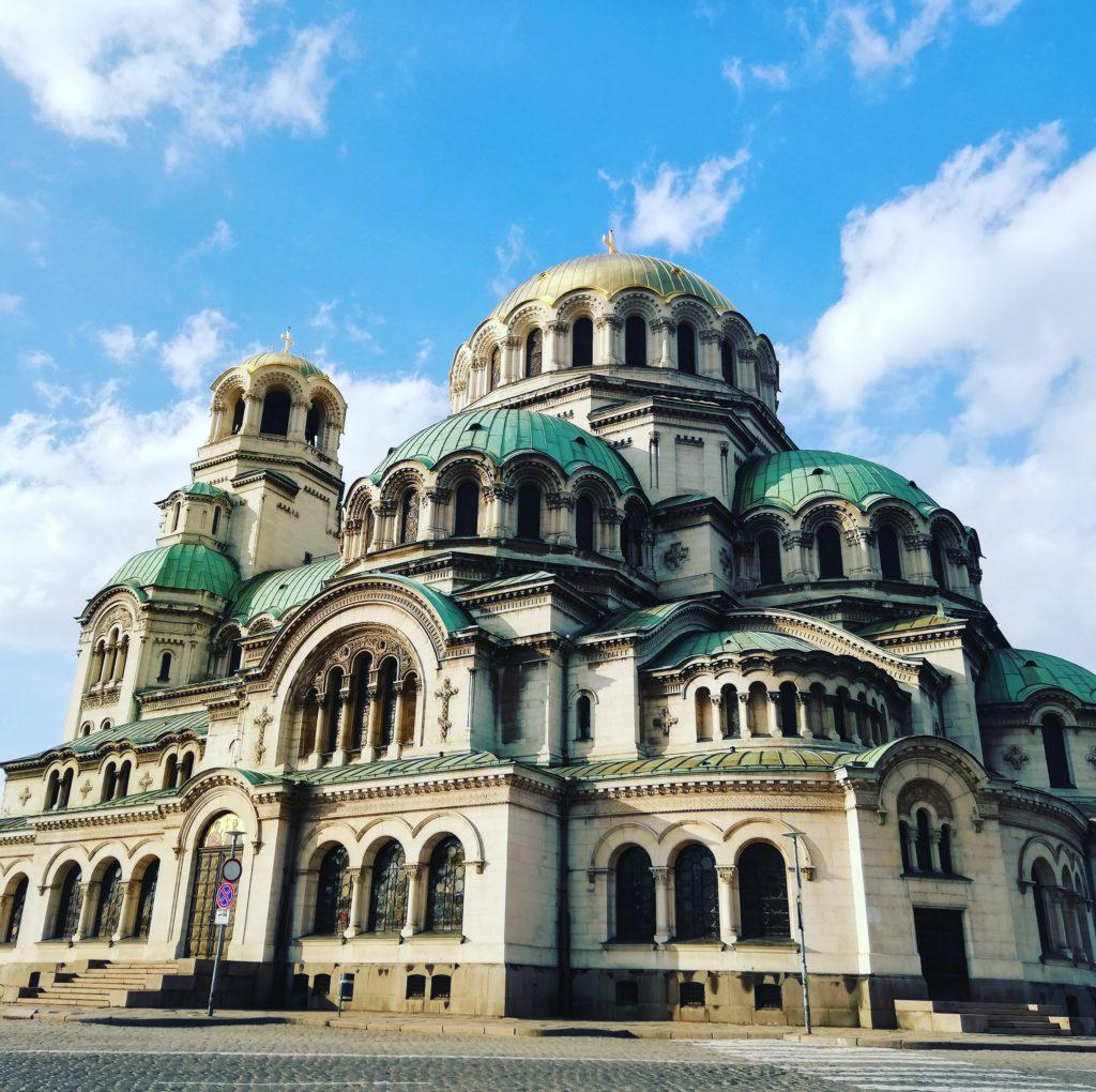 Marilena Pepe agente per viaggiare Bulgaria Sofia Aleksandr Nevskij