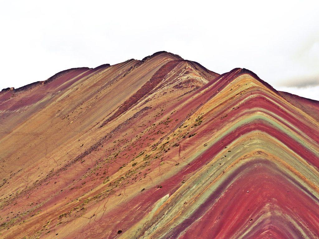 Marilena Pepe Organizzazione viaggi Perù Raibow mountain