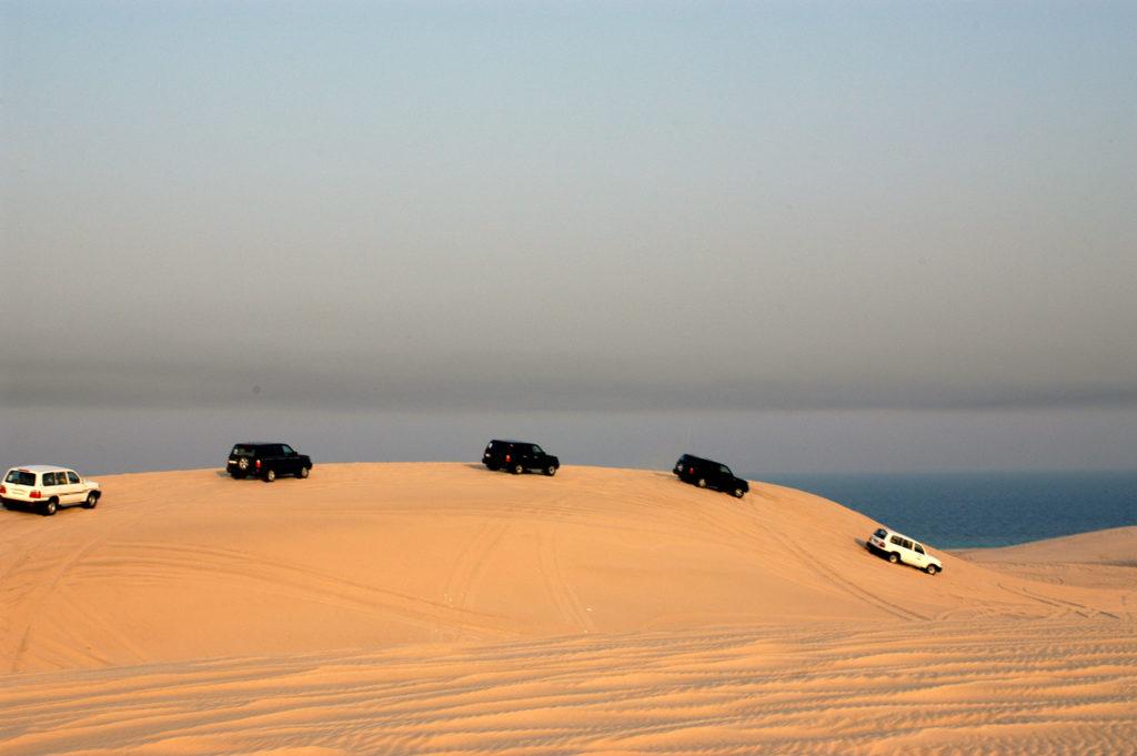 Marilena Pepe Donne in Giro Consulente viaggi qatar doha khor al-Adaid