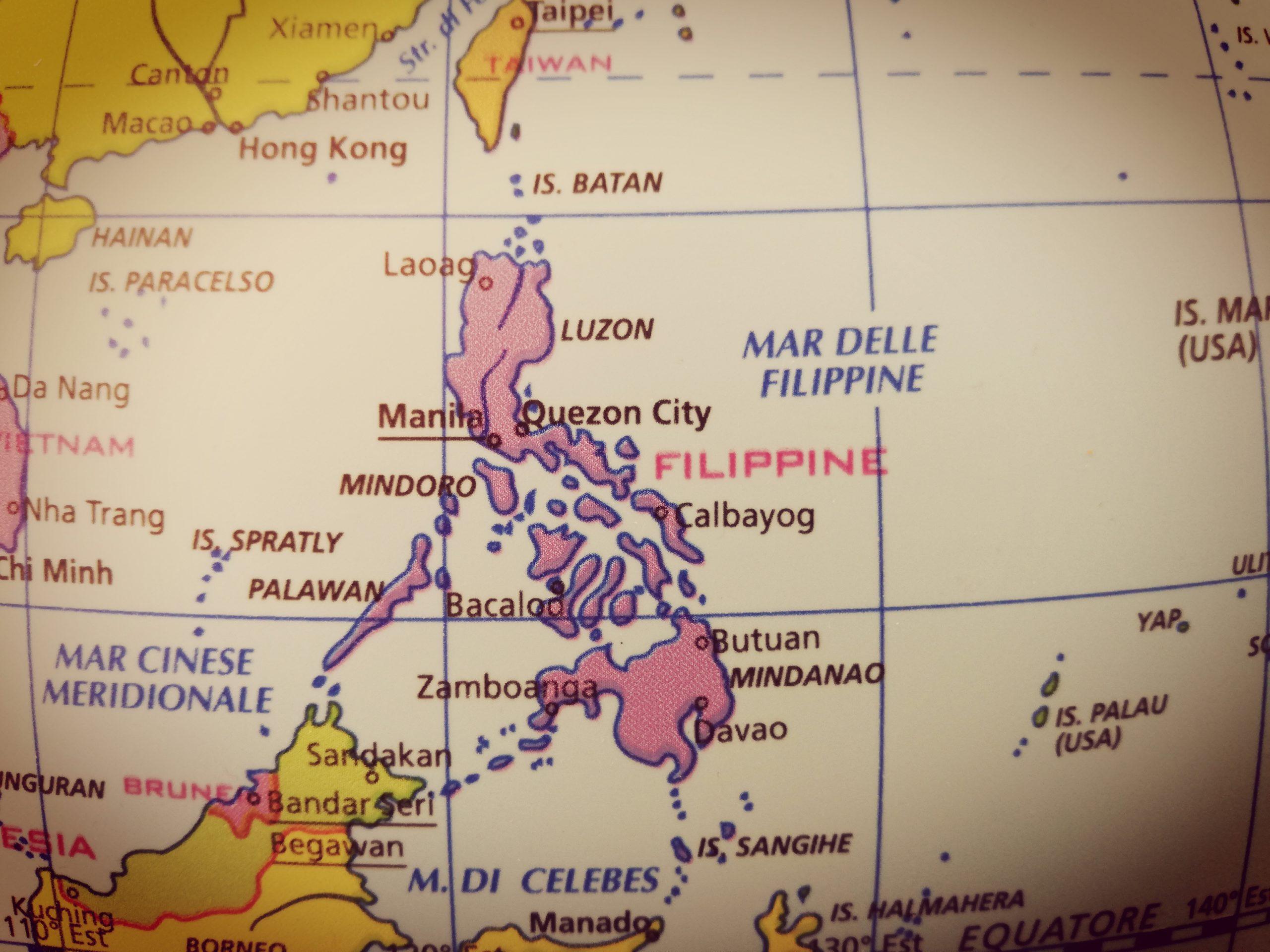 Donne in giro Travel Designer Filippine