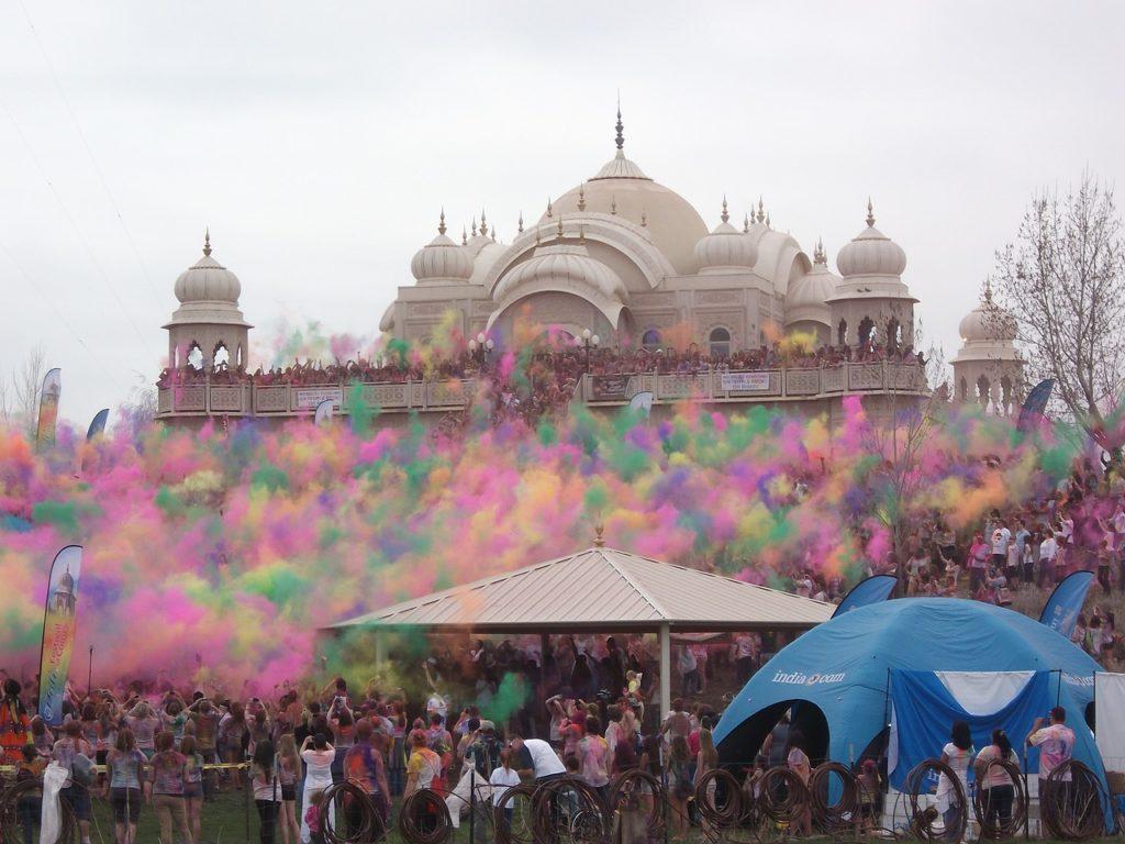 Donne in giro consulente di viaggi India