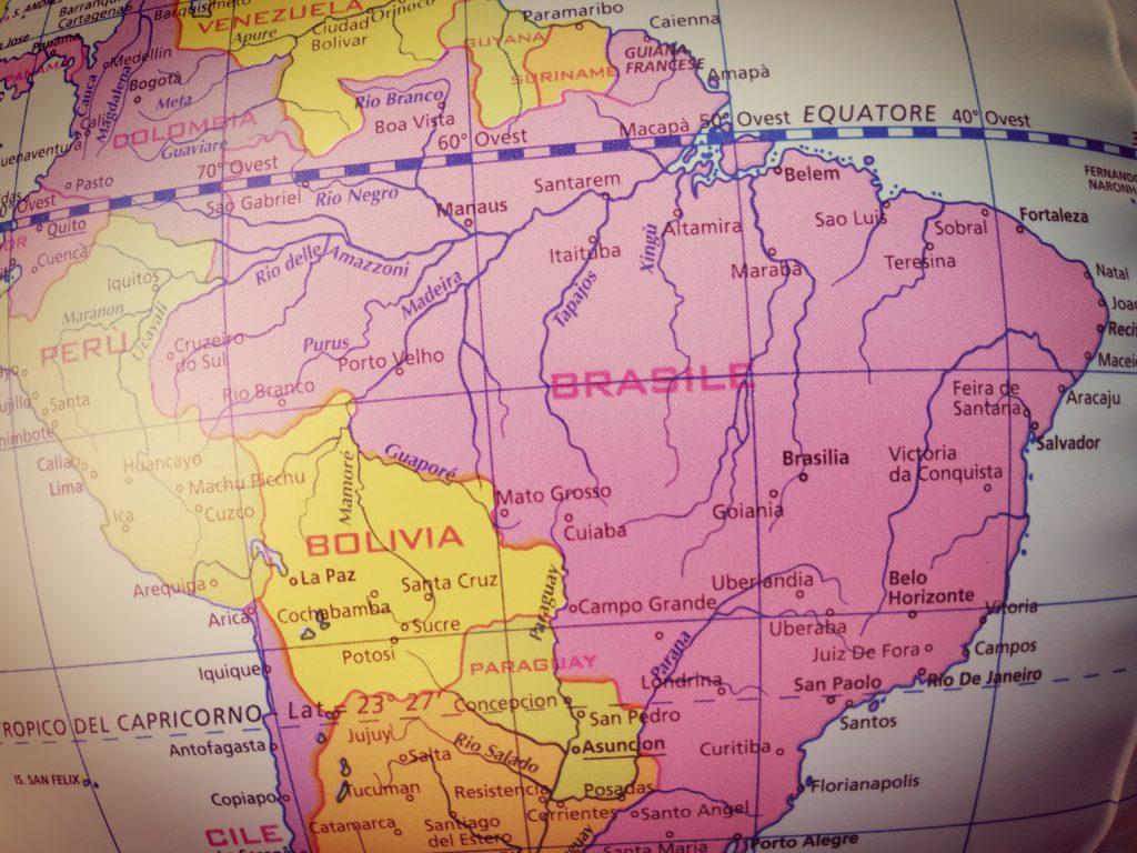 Donne in giro Organizzazione viaggi Brasile