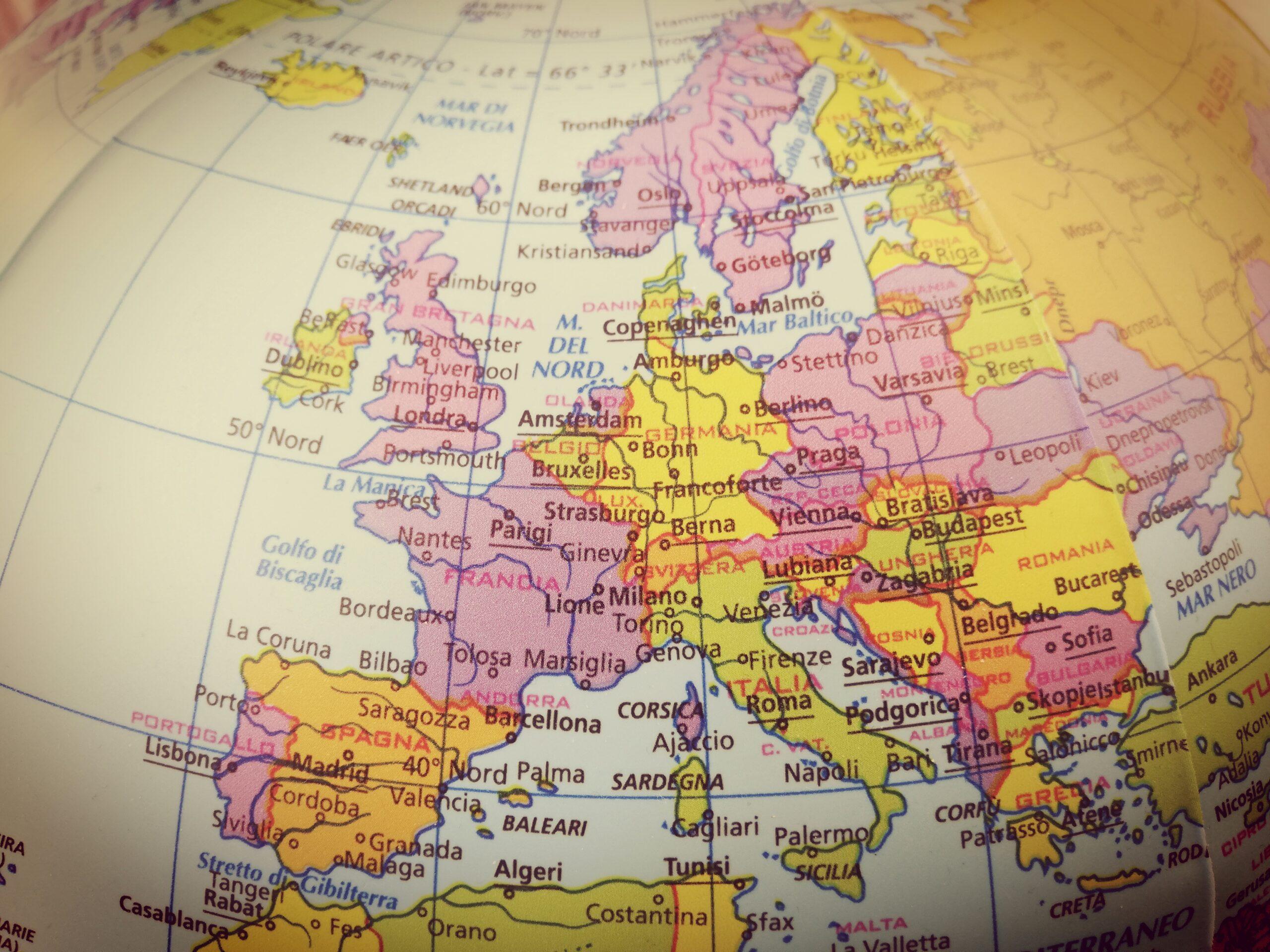 Marilena Pepe viaggi europa